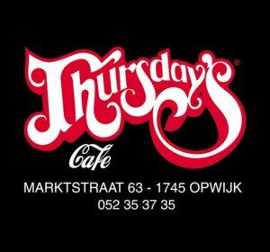 Thursday's Café